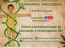 Tercer Seminario Internacional de Cannabis Medicinal